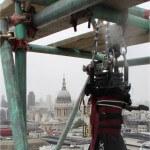 Εγκατάσταση σε ουρανοξύστη στο Λονδίνο